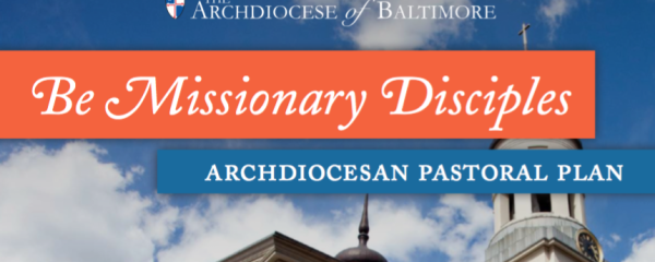 Be Missionary Disciples